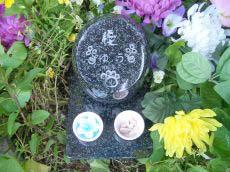 卵型−座石セットイメージ