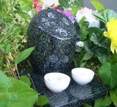 卵型−座石セット横イメージ